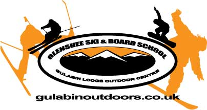 gulabin ski and snowboard school logo