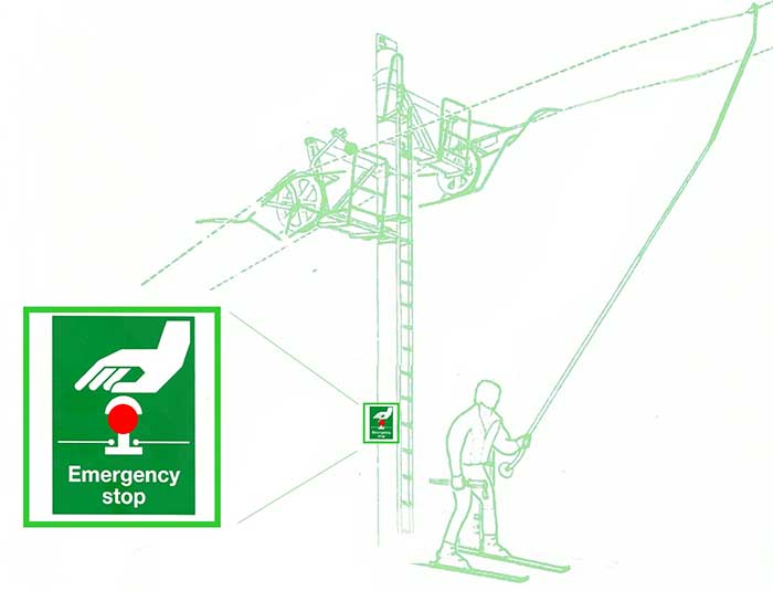 how to use a poma lift