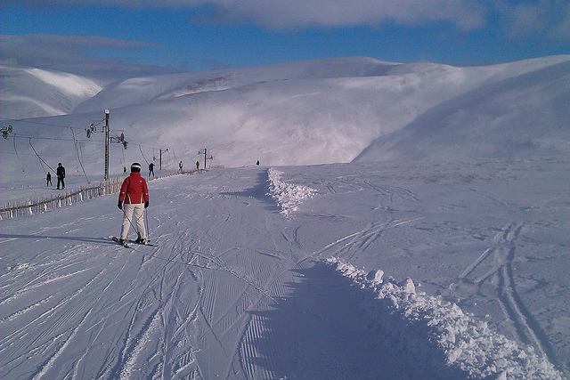 Glenshee on  Go Euro