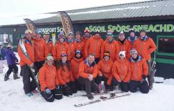 Glenshee Ski and Snowboard school staff