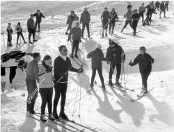 Crowds flock to Glenshee in the 1960s