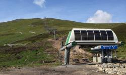 Glenshee Ski Centre Cairnwell Chair Autumn Opening