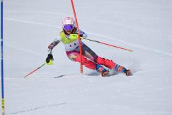 Glenshee Ski School champion on the Glenshee ski slopes