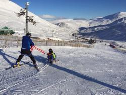 Disability SnowSport Scotland (Glenshee)